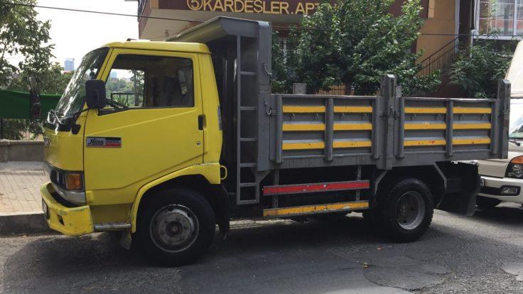 İstanbul Avrupa Yakası Çuvallı Çuvalsız Moloz Toplama Servisi